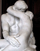 """The Kiss"" - Auguste Rodin"